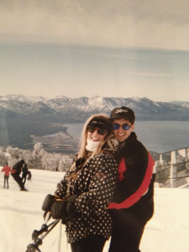 Squaw Vally California Ski Vacation Kim-Marie Evans Luxury Travel Mom
