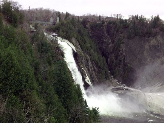 Montmorency-Falls-Quebec-City