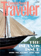 conde nast traveler - luxury travel